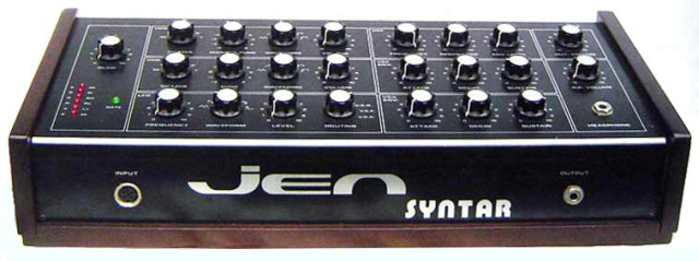 Syntar JEN