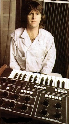 Keith Emerson with Synthex